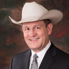Joel Cowley is President and CEO of the Houston Livestock Show and Rodeo™