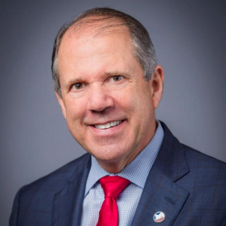 Ric Campo, CEO of Camden Property Trust and Chairman of the Port Houston Commission