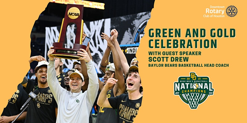Downtown Rotary Green and Gold Celebration is August 10, 2021!